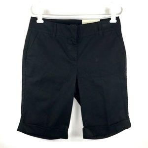 Ann Taylor Curvy Bermuda Short size 2